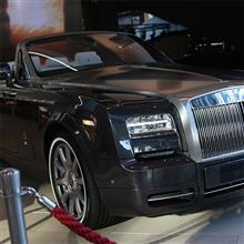 【写真】【ミュンヘン】BMW Welt part.3, Rolls-Royce Phantom Drophead Coupé, Ghost