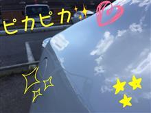 洗車して来ました(≧∇≦)