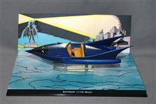 バットマン オートモービル コレクション第112巻 コミック版 バットボート
