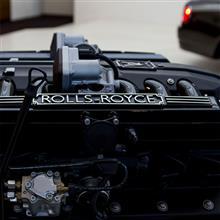 【写真】【ミュンヘン】BMW Welt part.4, Rolls-Royce Phantom 60° V12 Engine