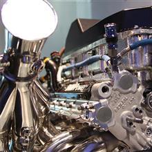 【写真】【ミュンヘン】BMW博物館 part.3, Williams FW27 BMW Engine P84/5 (2005)