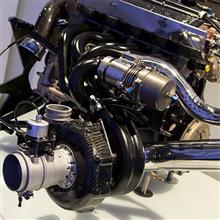【写真】【ミュンヘン】BMW博物館 part.5, M12/13 F1 Engine (1981)