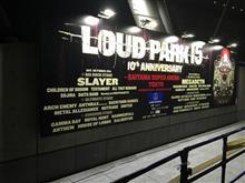 10th LOUD PARK 2015 in Saitama Super Anena (10-Oct-2015) その②