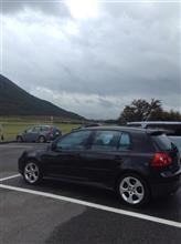 山が楽しい車。