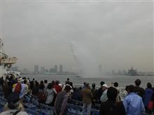 「海上保安フェスタ 2015 in 横浜」・PL31「いず」体験航海⑧