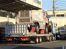 日野 ダカールラリー レースカー