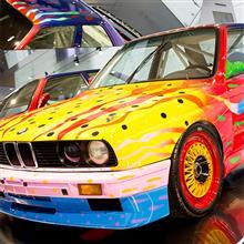 【写真】【ミュンヘン】BMW博物館 part.8, Art Car 08 | Ken Done | 1989 E30 M3 Group A Race Version