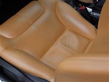 純正シートの救世主!TEZZO レザーシート補修でAlfa Romeo GTのシートを復元!