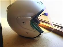 ヘルメットコロン。