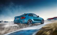 新型 BMW M2、バランスがイイね!
