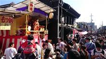 川越祭に、行って来ました。