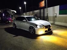 GS洗車〜