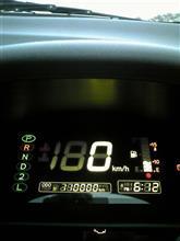 走行距離11万キロになりました
