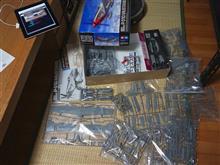 タミヤ P-51D マスタング 1/32  ①
