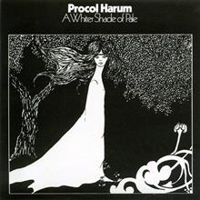 プロコルハルム 青い影 (Procol Harum  A Whiter Shade of Pale)
