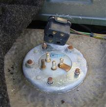 ポルシェ3.2の燃料計の不調