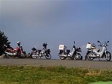 筑波山を攻めて、バイク神社でお祓いしてきましたww