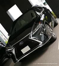新型レクサスRX200t・RX450h試乗しました。