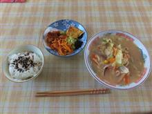 今日の昼飯( 'ω'o[Now]o