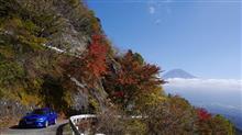 富士山5合目と紅葉林道ツアー