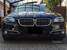 BMW 523i Touring試乗