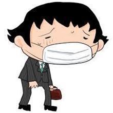 インフルエンザ・・・ではないらしい(^_^;)