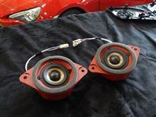 【限定モデル+α】ソニックデザイン SonicPLUS SP-86L トヨタ86 / スバル BRZ 専用スピーカーオリジナルパッケージ【青Ver. 52mm仕様 完成】