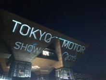 東京モーターショーに行ってきました!!