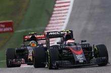マクラーレンホンダ ダブルでポイントかッ!? F1アメリカGP