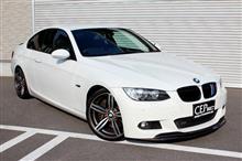 BMW E92への製品取付のご紹介♪♪