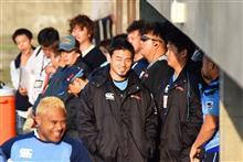 ラグビー日本代表、五郎丸選手