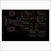 回路の整理用にI/O基板設計 ...