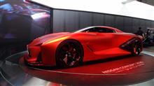 世界初公開!日産のスーパーカー日産コンセプト2020 ビジョン・グランツーリスモ動画