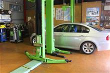 オレンジWOLF ECDキット 第一回テスト終了 BMW E90 335
