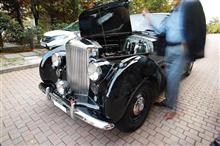 Bentley Mark VI 4-door sports saloon