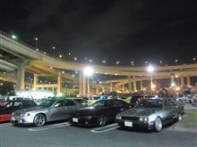 10月26日(月)のToshi MTG(トシミーティング)2015 大黒PAは無事終了しました