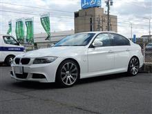 遠路ありがとうございます..BMW E90 アインザッツ マフラー交換