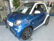 〈展示車〉Smart fortwo edition 1