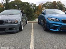 BMW M2のサイズ感?(;´д`)