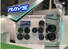 The 44th TOKYO MOTOR SHOW 2015 RAYS WHEELS