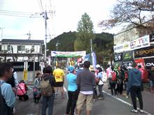 2015年日本山岳耐久レースのボランティア