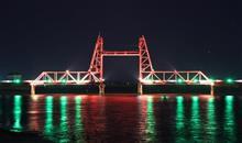 旧佐賀線筑後川昇開橋
