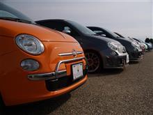 FIAT & ABARTH 500 全国ミーティング 2015 に行ってきました