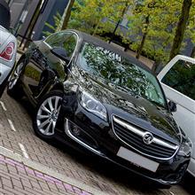【試乗】【UK】Vauxhall Insignia 2.0 CDTi Ecoflex