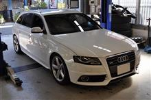 RAYS G25 for Audi A4!!!