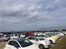 【ABARTH】FIAT&ABARTH500 全国ミーティング 2015!