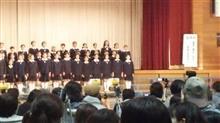 今日ゎ娘の小学校の最後の発表会❗