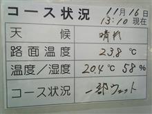 RE-71Rで袖ヶ浦初走行