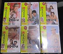 今月たてつづけに6枚のDVDを買っちゃいました・・・(^^ゞ