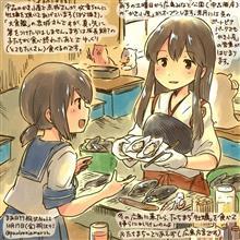 先週の金曜日(11月13日)の出来事  北海道産の生牡蠣とかをご馳走になりました♪